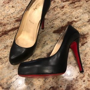 Authentic Christian Louboutin 120mm